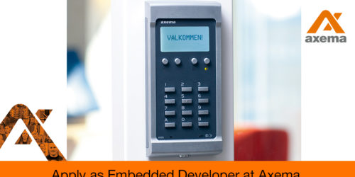 We are looking for a new Embedded Developer